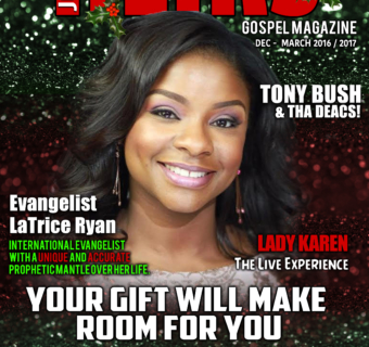 Issue 3 – Your Gift Will Make Room For You